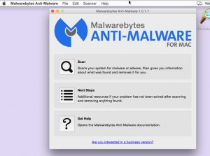 Malwarebytes for MacBook Malware Clean Up